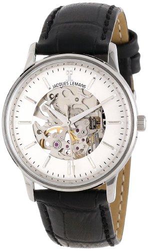 Jacques Lemans Unisex N-207A Nostalgia Classic Analog Mechanical Movement Watch
