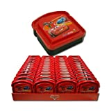 Disney Cars Bread Shaped Sandwich Container