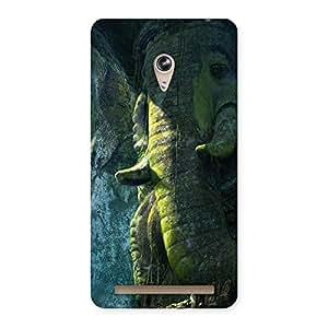 Ganesha Rock Back Case Cover for Zenfone 6