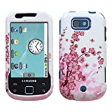 Hard Plastic Snap on Cover Fits Samsung R880 Acclaim Spring Flowers US Cellular