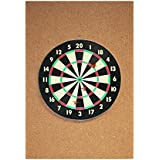 "Cork Dart Board Backer 36"" X 24"" X 1"""