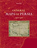 img - for General Maps of Persia 1477 - 1925 (Handbook of Oriental Studies: Section 1, the Near and Middle East) book / textbook / text book