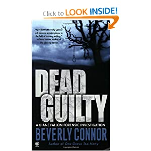Dead Guilty (Diane Fallon Forensic Investigation, No. 2)