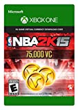 NBA 2K15 75,000 Virtual Currency - Xbox One [Digital Code]