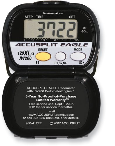Cheap Accusplit AE120XLG Goal Setting Pedometer (AE120XLG)