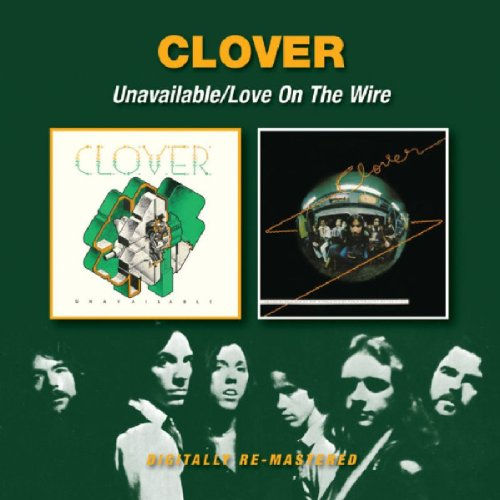 The Clovers - Clover  -  Unavailable/love On The Wire - Zortam Music