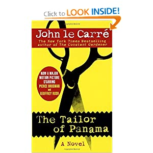 The Tailor of Panama - John le Carre