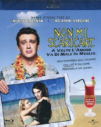 Non mi scaricare [Blu-ray] [IT Import]