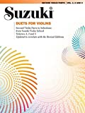 img - for Duets for Violins book / textbook / text book