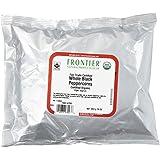 Frontier Peppercorns Black Whole Organic, Fair Trade, 1 Pound