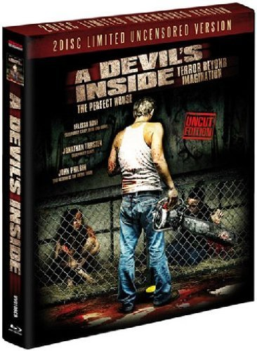 A Devil's Inside - The Perfect House - Uncut [Blu-ray] [Limited Edition]