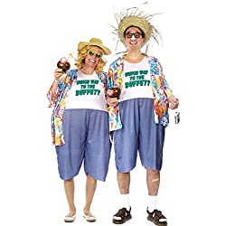 Adult Tacky Traveler Costume