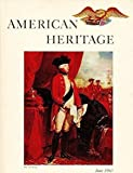 img - for American Heritage: The Magazine of History, June 1960, Volume XI Number 4 book / textbook / text book