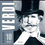 echange, troc  - Verdi : Compilation (Coffret 10CD)