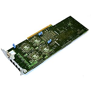 Dell Poweredge R900 Quad Port Network Card and DRAC5 Card YR352 WW126