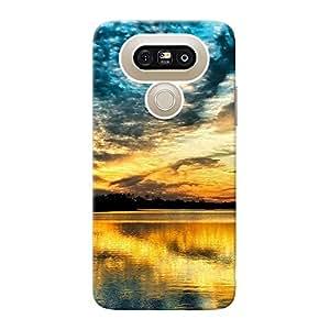 Mobile Back Cover For LG G5 (Printed Designer Case)