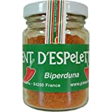 Piment dEspelette - Red Chili Pepper Powder from France 1.4oz