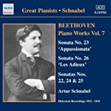 Schnabel: Piano Works Vol. 7
