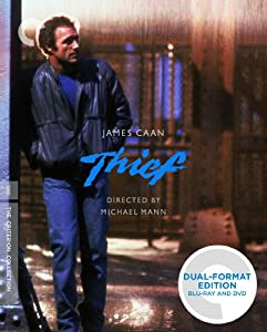 Thief (Criterion Collection) (Blu-ray + DVD)