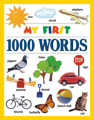 My First 1000 Words (1000 Words Picture Book compare prices)