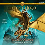 Hörbuch The Heroes of Olympus, Book One: The Lost Hero: