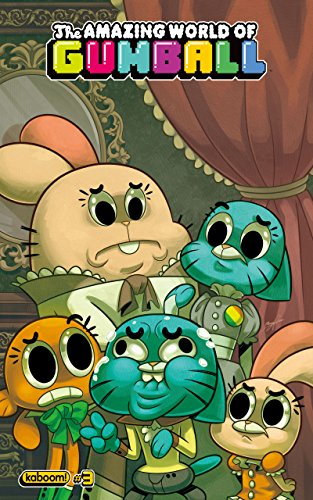 The Amazing World of Gumball #3 (The Amazing World of Gumball: 3) - Frank Gibson