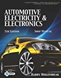 img - for Today's Technician: Automotive Electricity & Electronics: Shop Manual book / textbook / text book