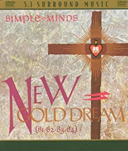 New Gold Dream (81-82-83-84) [DVD-AUDIO]