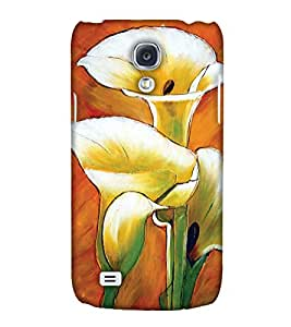 Print Haat Back Cover for Samsung Galaxy S4 Mini (Multi-Color)