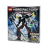 【2012年バージョン!】レゴ ヒーローファクトリー ブラックファントム 6203 Lego Black phantom