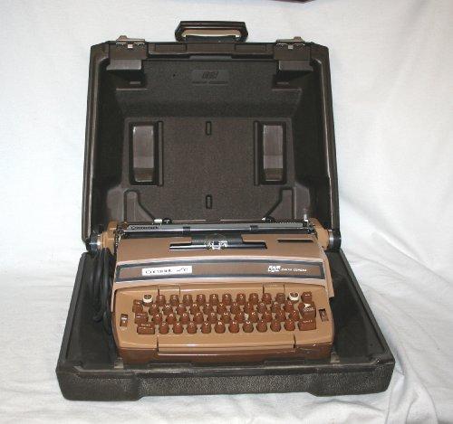 Smith Corona Coronet Super 12 Electric Portable Typewriter