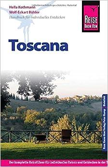 Reise Know-How Toscana: 9783831726257: Amazon.com: Books