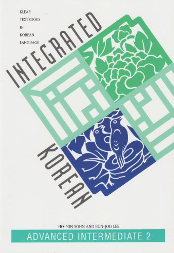 Integrated Korean Advanced Intermediate 2 (Klear...