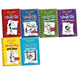 Diary of a Wimpy Kid Pack, 6 books, RRP £41.94 (Diary Of A Wimpy Kid; Diary Of A Wimpy Kid 2; Dog Days; The Last Straw; The Ugly Truth; Cabin Fever). Jeff Kinney