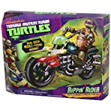 Teenage Mutant Ninja Turtles - 2050888 - Figurine - Véhicule - Rippin' Rider
