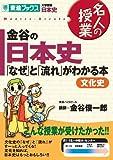 金谷の日本史「なぜ」と「流れ」がわかる本文化史
