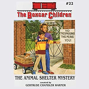 The Animal Shelter Mystery Audiobook