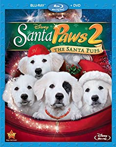 Santa Paws 2 The Santa Pups Blu-ray by Walt Disney Studios Home Entertainment