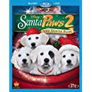 Santa Paws 2: The Santa Pups [Blu-ray + DVD Combo]
