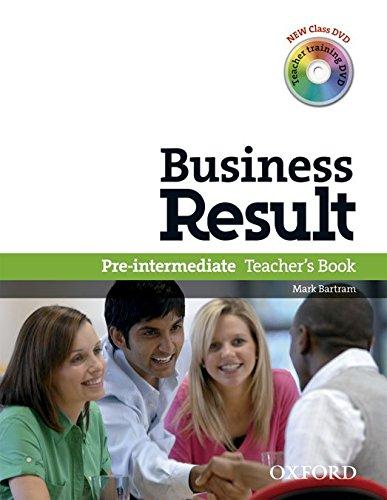 Business Result Pre-Intermediate: Teacher's Book and DVD Pack