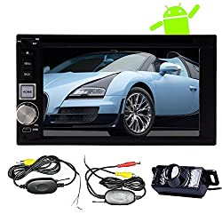 See Pupug Android 4.2 OS 6.2 Inch In-Dash Car DVD Player Multi-Touch Capacitive with 3G WIFI GPS Navigation RDS for IPOD Bluetooth Capacitive Touch Screen+WIRELESS LED Camera Details
