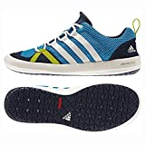 adidas Schuhe climacool Boat Lace solar blue2 s14/chalk white/collegiate navy 50 2/3