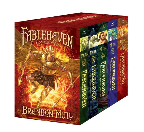 Cold Spring Mn >> Fablehaven by Brandon Mull | Teen Ink