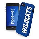 Buy Forever Collectibles NCAA Kentucky Wildcats Silicone Apple iPhone 5 5S Case by Forever Collectibles