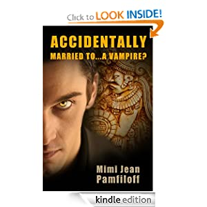 Kindle Daily Deal: Accidentally Married To... a Vampire?