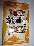 img - for Best Schoolboy Jokes book / textbook / text book