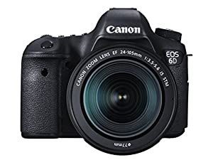Canon EOS 6D EF24-105mm IS STM Kit