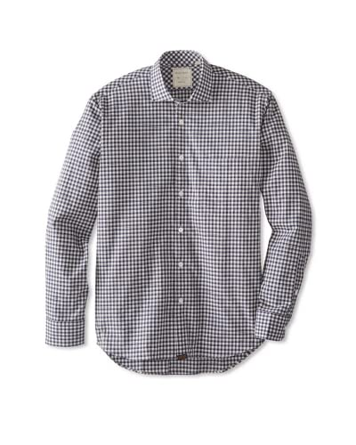 Billy Reid Men's John T Woven Shirt