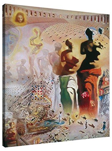 HALLUCINOGENIC TOREADOR by Salvador Dali Framed Stretch Canvas Wall Art Home Decor (Salvador Dali Pictures compare prices)