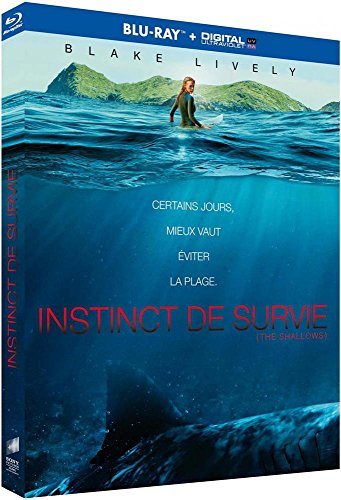 Instinct de survie [Blu-ray + Copie digitale] [Import italien]